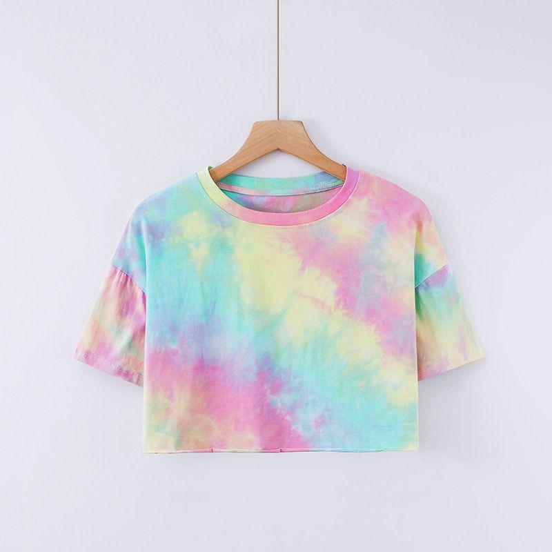 2021 yu Fashion T Shirts For Men Tops Letter Joint printing Mens Womens Clothing Short Sleeved Tshirt Te87