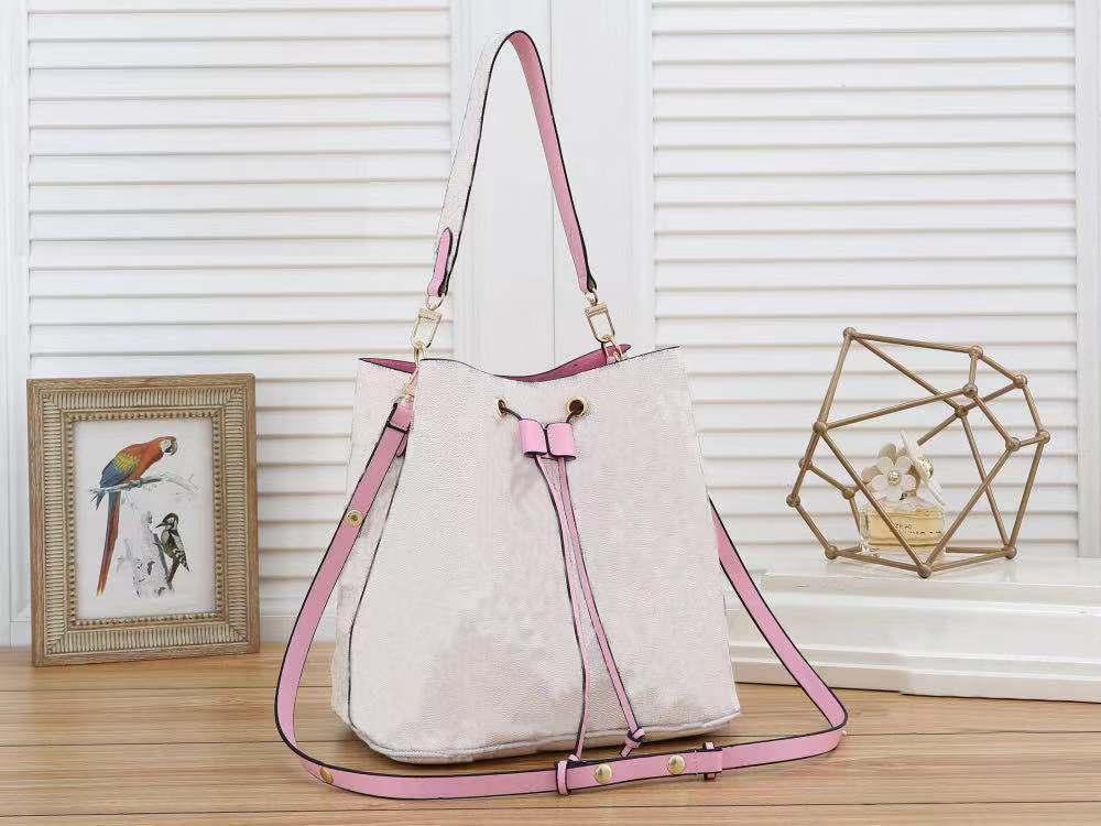 2021 высокое качество моды роскошная рука, плечо, женский рюкзак верхняя кожа дизайнерский сумка Size27 14 30 # 8225