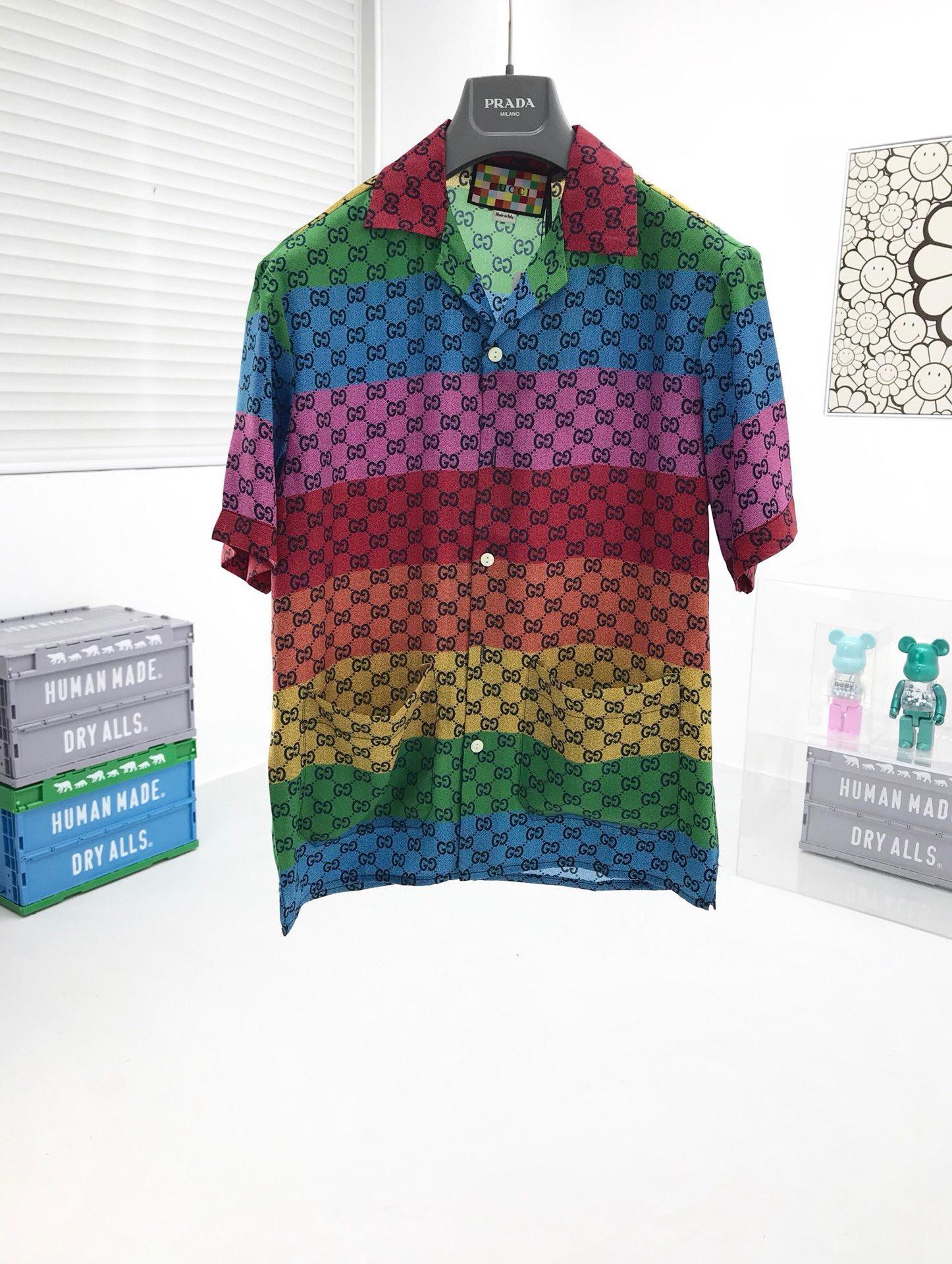 2021ss Spring and Summer Nouveau Coton de haute qualité Impression à manches courtes Panneau à col rond T-shirt Tableau: M-L-XL-XXL-XXXL Couleur: Noir Blanc MM27B