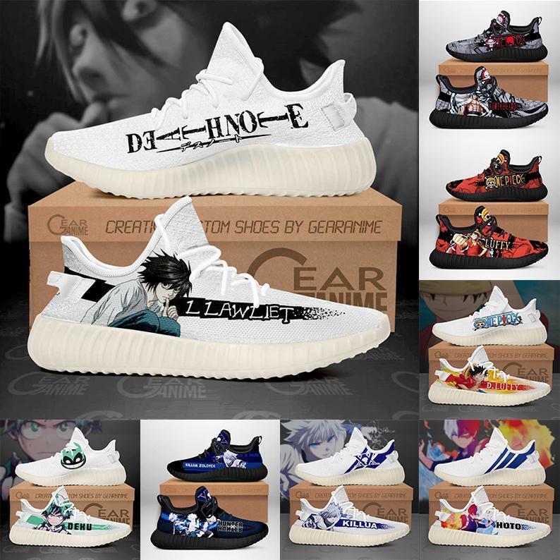 2021 scarpe da corsa classiche cartone personalizzato fai da te diy di alta qualità sport mens scarpe da ginnastica da esterno anime youth moda stile moda uomo s formatori