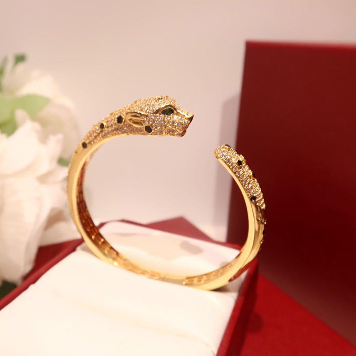 Designer Braccialets gioielli di lusso in oro rosa argento braccialetto braccialetto per coppie amanti regalo di San Valentino