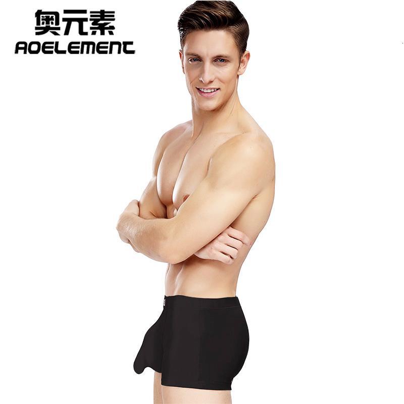 Uomini Uomo Le nuove mutande traspiranti Modal comodo Mens Biancheria intima Pantaloncini Cueca Mutandine maschili