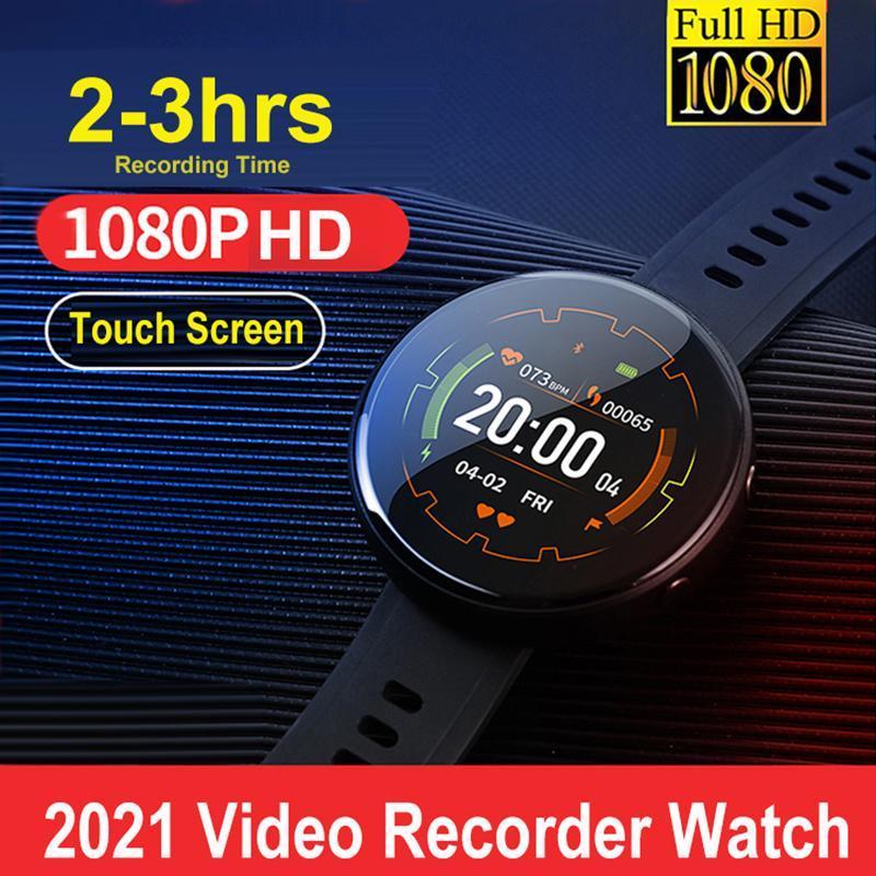 كاميرا الصوت فيديو صوتي مسجل الرياضة الذكية ووتش الفرقة سوار smartband معصمه smartwatch الرقمية