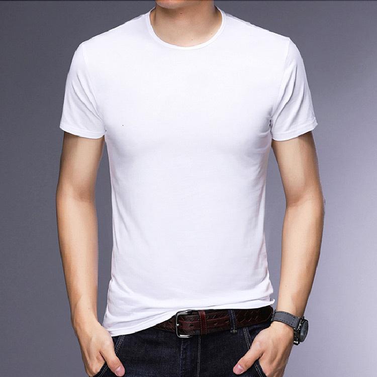 T-shirt manica corta in cotone vestiti t-shirt moda top pubblicità camicia da uomo estate shift t