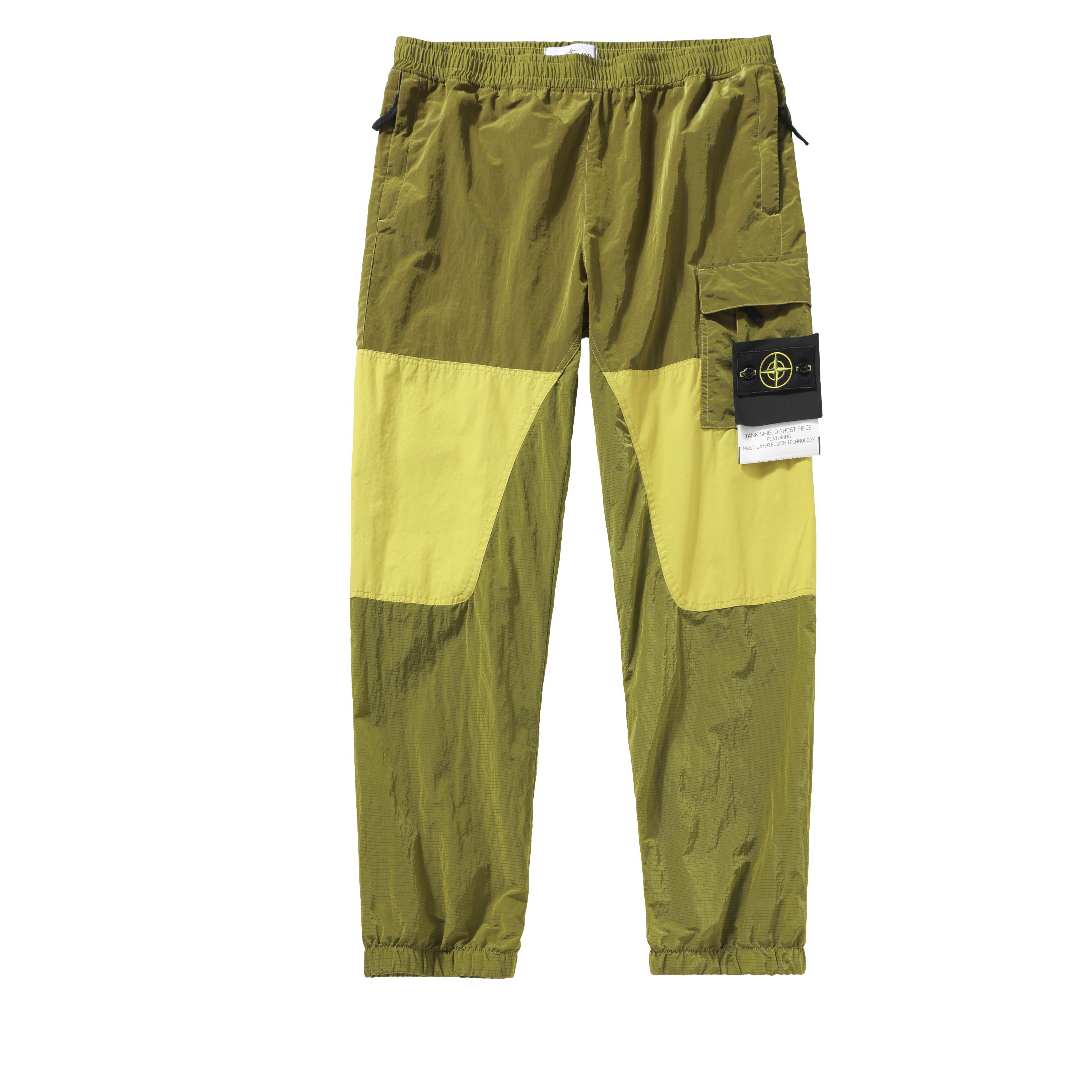 50% de rabais Classic Hommes Designer Pantalons Nylon Fashion Femmes Pantalon de sport en pieds décontractés pour Île Blanc Blanc Gris