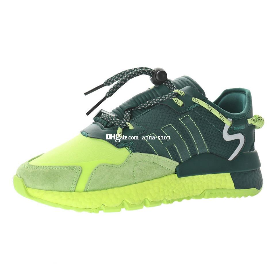 Beyonce Nite Jogger Scarpa sportiva per uomo Maroon Sneakers Mens Ivy Park Scarpe da corsa Donne Donne Drip 2 Sneaker da donna Scarpe da ginnastica Athletic Chaussures