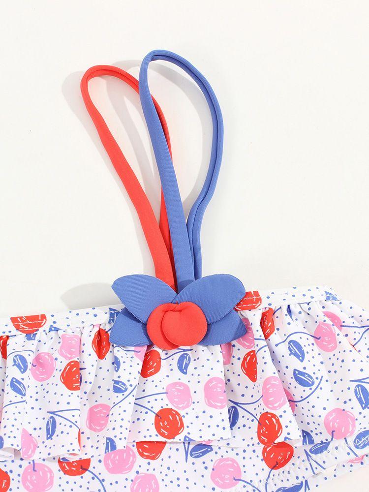 Bikini Spring / Verano 2020 Nuevo traje de baño de niños pequeños