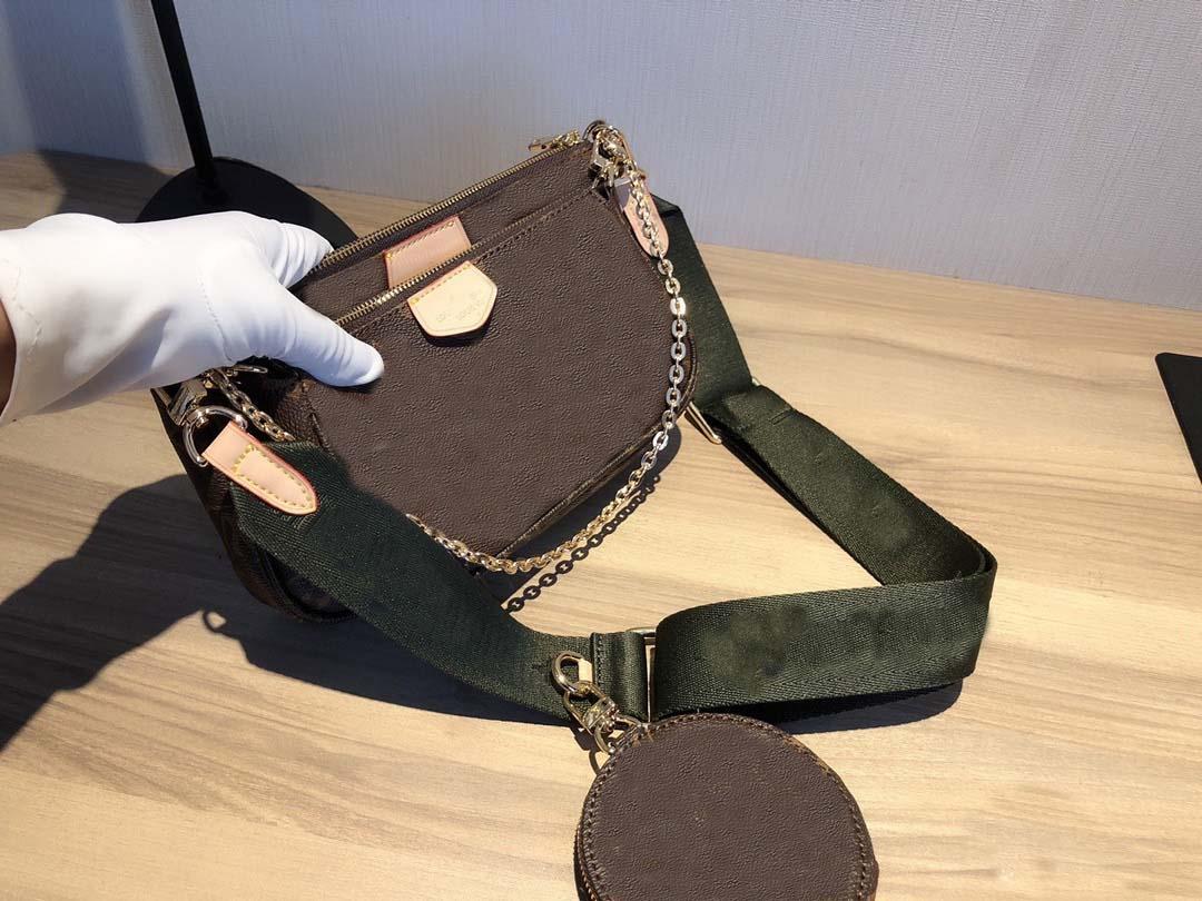 Três peça definir designers bolsas de ombro mulheres saco crossbody bolsas de couro genuíno bolsas de alta qualidade bolsas senhora moda sacolas moeda # 07