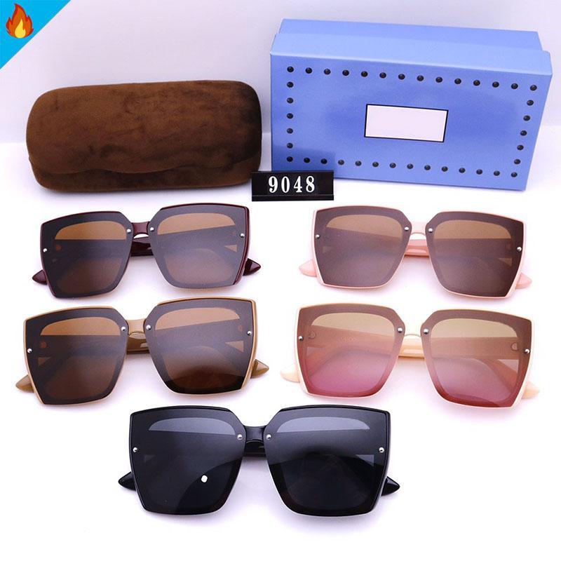 Designer Designer Occhiali da sole Donne Designer Beach Sunglasses 2021 Vacanze Occhiali da sole Occhiali da sole Donna Vocazione Occhiali da sole Occhiali da sole Stampa