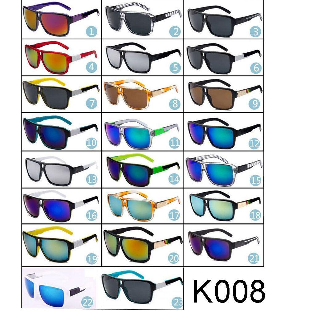 Erkek Kadınlar Için Kare Çerçeve Güneş Gözlüğü Kadınlar Serin Ayna Lensler Bisiklet Güneş Gözlükleri Avustralya ve ABD UV400 Dazzle Renk Gözlük Açık Spor Gözlükler