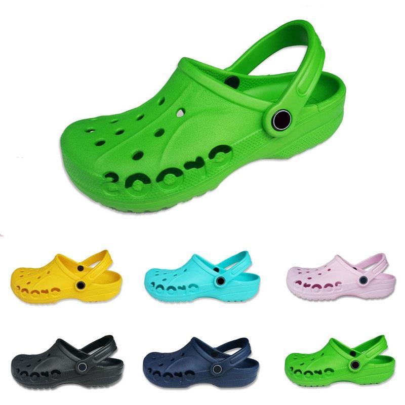 Shopper Shoes Mulheres Ao Ar Livre Mens Sandálias Slippers Espessado Casal Interior Anti-Slip Verde Vermelho Vermelho Vermelho Rosa Home Sapatos