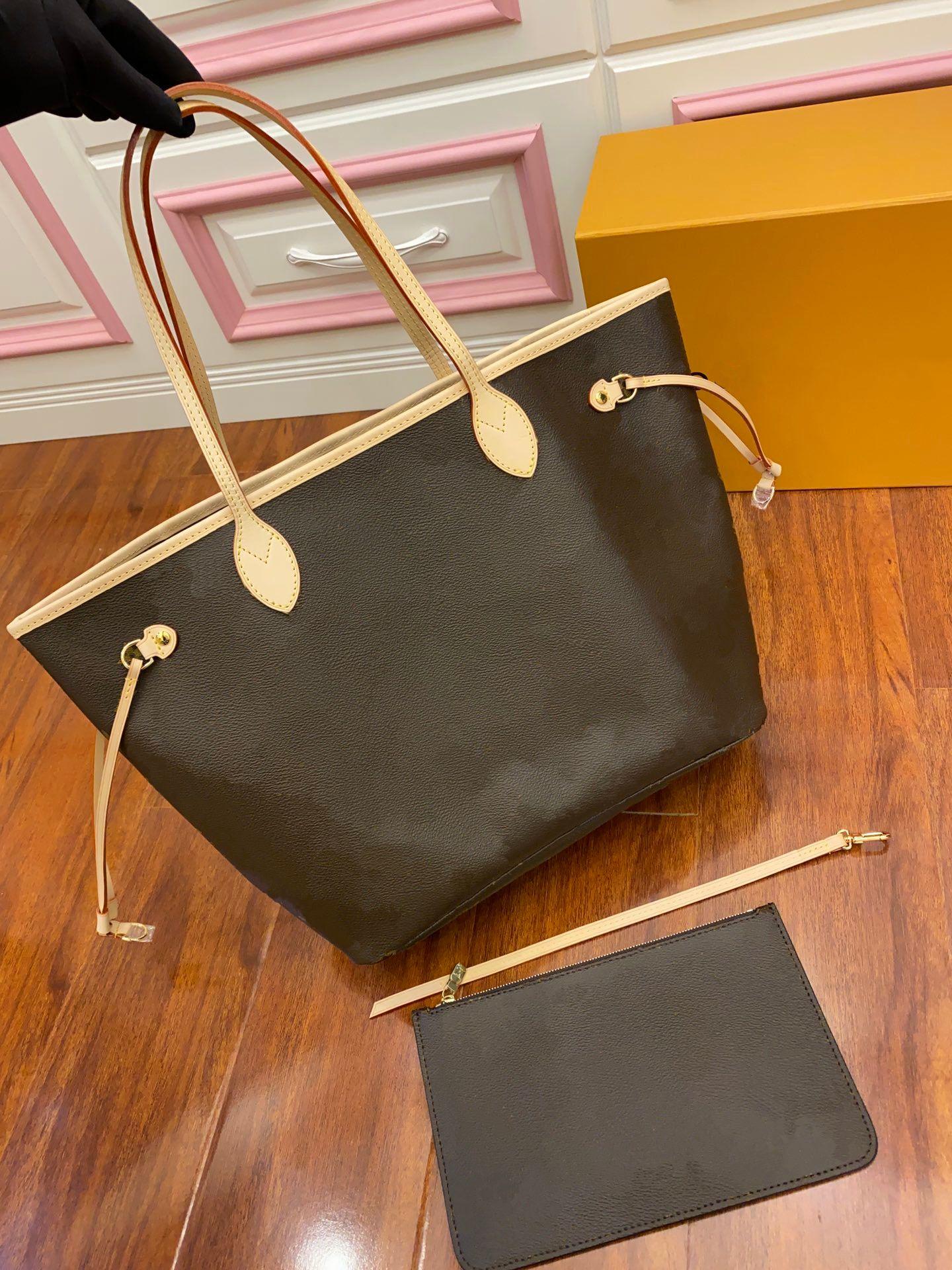 2021 Moda M41177 M40995 Mulheres Luxurys Designers Bolsas De Couro Genuíno Bolsas Mensageiro Ombro Crossbody Bag Totes Bolsa Carteiras Mochila
