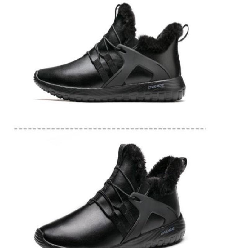 منخفض قطع Onemix رجل سكيت أحذية عارضة أوكسفورد جلدية عالية أعلى النساء الشقق الكلاسيكية أحذية رياضية للمشي الركض اليورو حجم 39-45