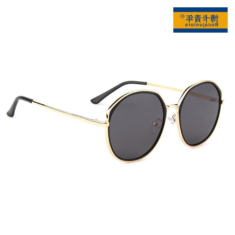 2021 Sun UV400 남자 선글라스 안경 브랜드 디자이너 폭스 도매 Google 안경 남성 클래식 Oculos Square 7983. 패션 QKTGR