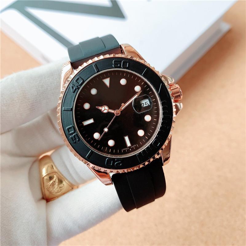 도매 망 시계 클래식 디자인 남자 시계 쿼츠 운동 스포츠 손목 시계 선물 시계 편안한 고무 스트랩 Orologio