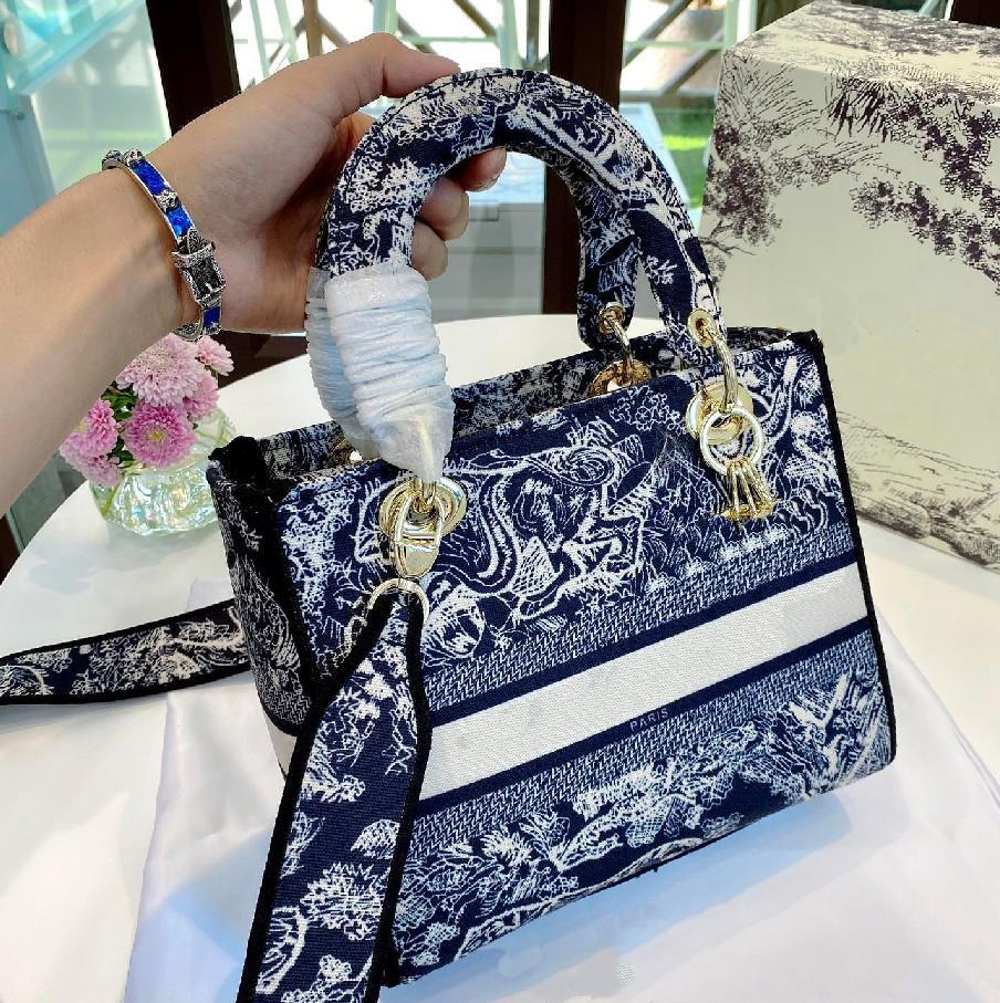 21SS Damen Cross Body Bags Designer Handtasche mit klassischer Schriftzweig Diagonal Crossover Umhängetasche Hohe Qualität Frauen Brieftasche