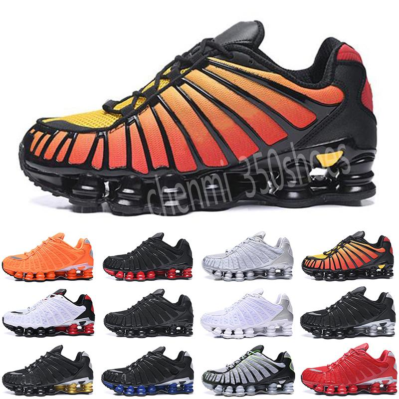 Viotech Bred Mens casual running shoes Triple Black Fashion deliver NZ TL 1308 R4 white Metallic sunrise men trainers sports sneaker C53
