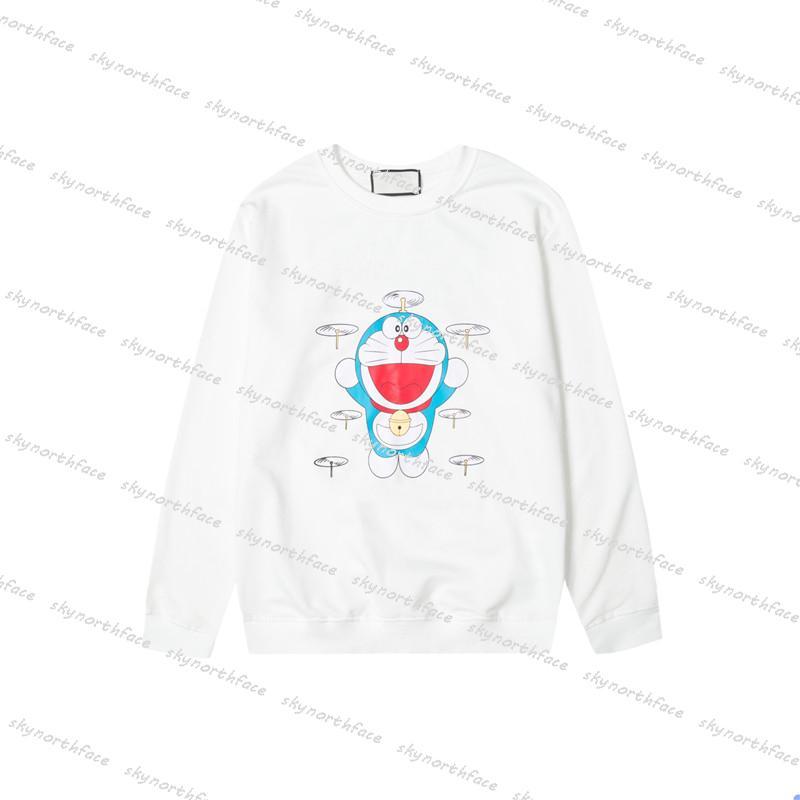 힙합 남자 디자이너 까마귀 럭셔리 옷 패션 스웨터 편지 인쇄 풀 오버 망 탑 후드 후드 스웨터 Womens 거리 스웨터