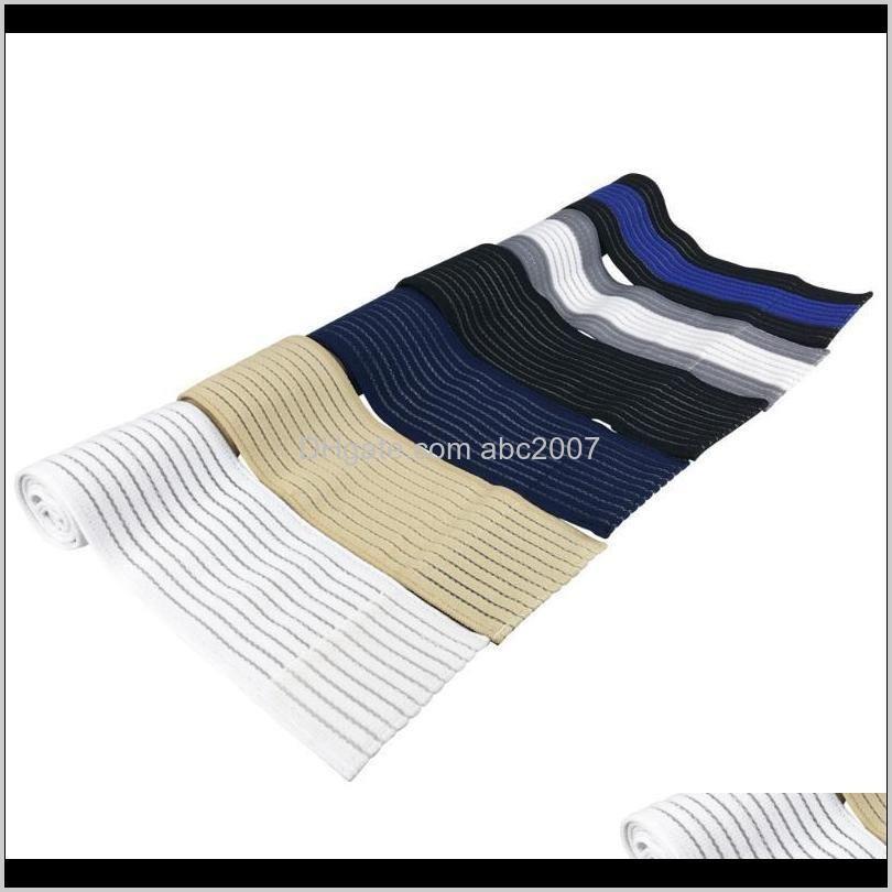 Аксессуары Спортивная упаковочная защита Высокая эластичность Сжатие упругой полосы, используемая для защиты наручных ударов от Dzatr B9LT7