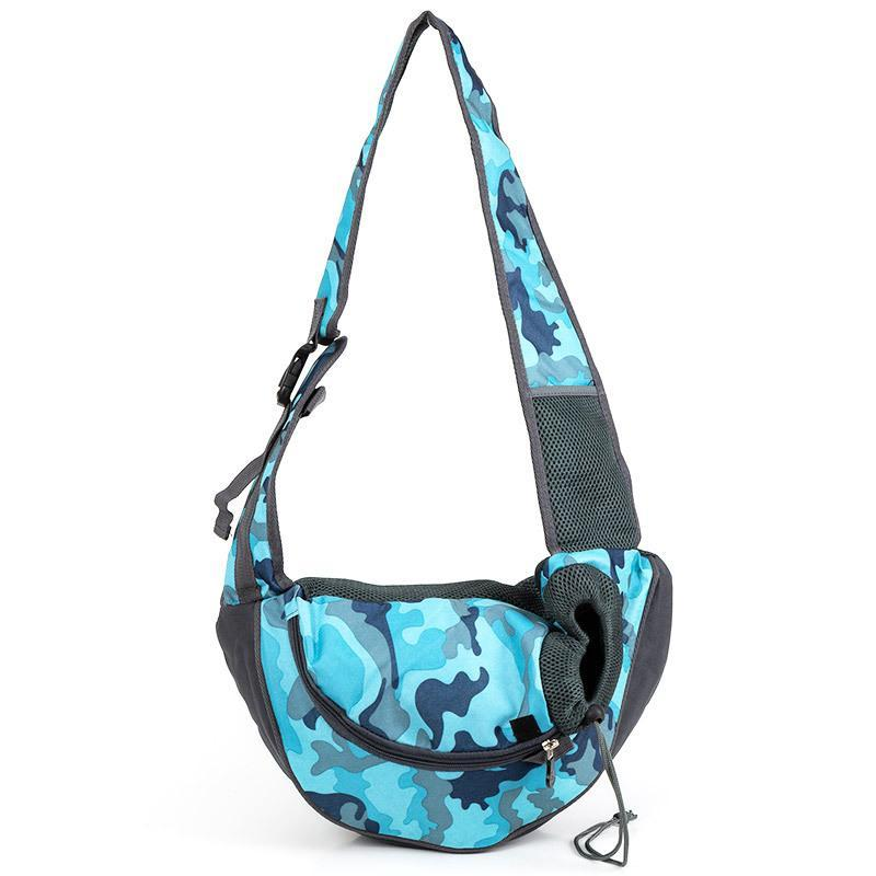 Dog Car Seat Covers Fashion Pet Go Out Carrier Bag Crossbody Shoulder Small Cat Breathable Mesh Backpack Supplies