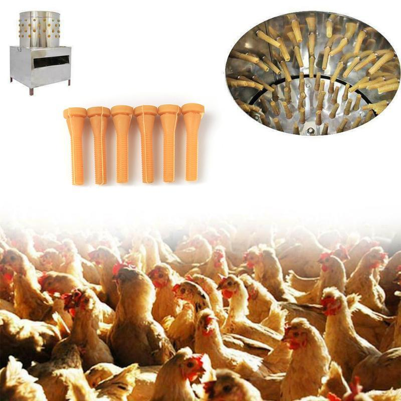 Andere Vogelbedarf Gummi-Hühnerfeder-Plucker-Finger Geflügelpflanze Picker-Stick mit hoher Qualität