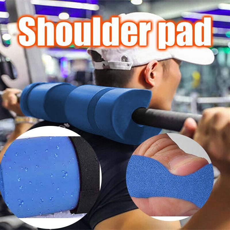 Accessories Squat Weightlifting Neck Protection Pad Shoulder Foam Anti-neck Training