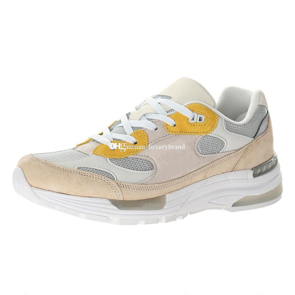 Paperboy Paris M992 Scarpa sportiva per gli uomini M992ny Sneaker da uomo Sneakers Donne Scarpe da corsa Scarpe da donna Scarpe da donna Scarpe da ginnastica Sport Chaussures Man Trainer