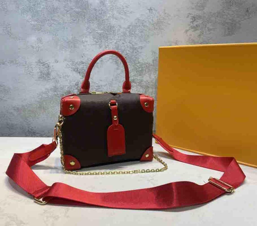 Borsa Donne Crossbody Crossbody con cinturino a catena Lady Spalla di alta qualità Ragazza di alta qualità Torace Moda Moda Borse