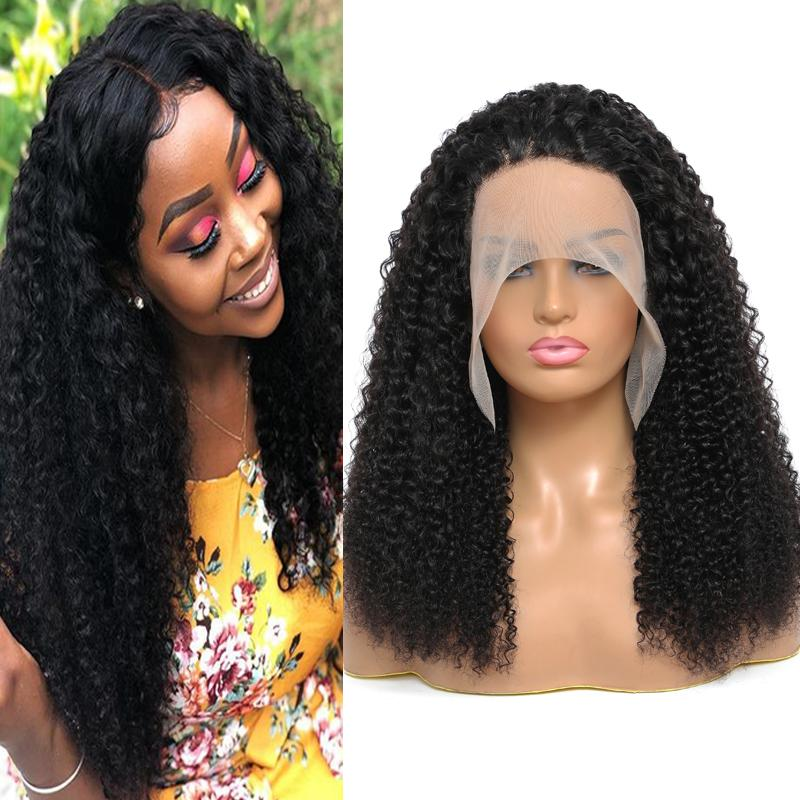 Perruques de cheveux humains Perruques en dentelle Première perruque Naturelle Couleur Naturelle 4x4 13x4 13x6 13x1 Body Straight Body Wave De Deep Burly Eau pour femmes
