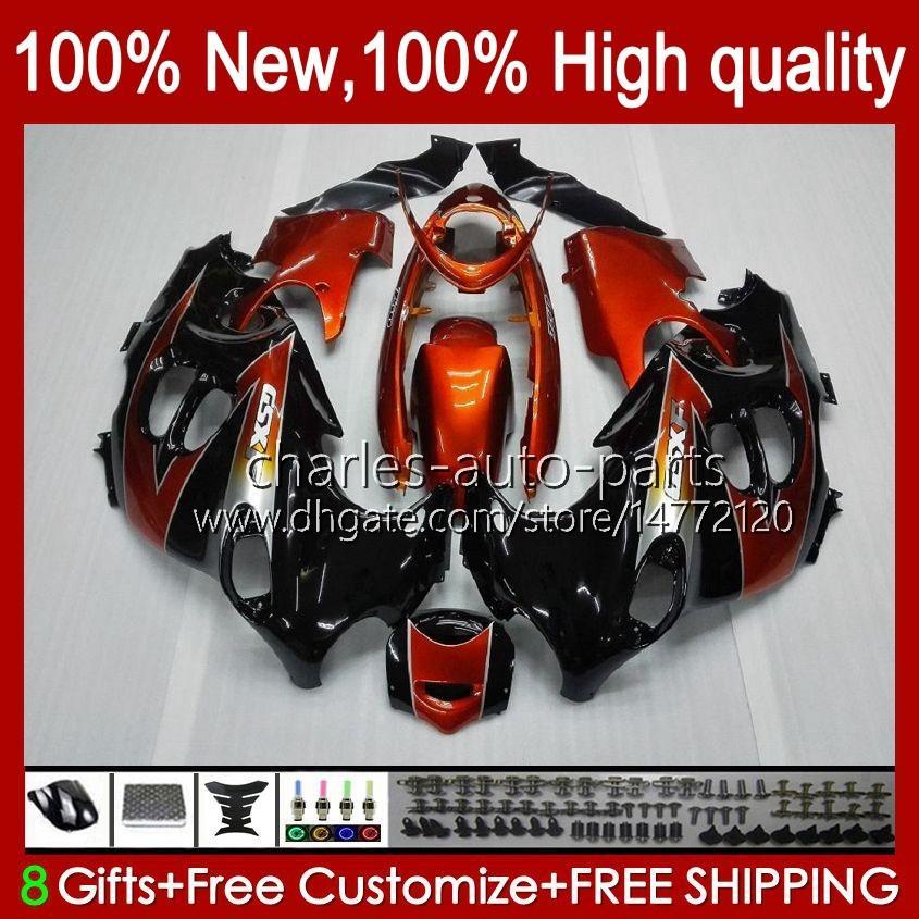 Körper für Suzuki Katana GSX600F GSXF600 GSXF750 GSXF 600 750 CC 98 99 00 01 02 29.59 600cc 750cc GSX750F GSXF-600 GSXF-750 1998 1999 2000 2001 2002 Verkleidung glänzend orange