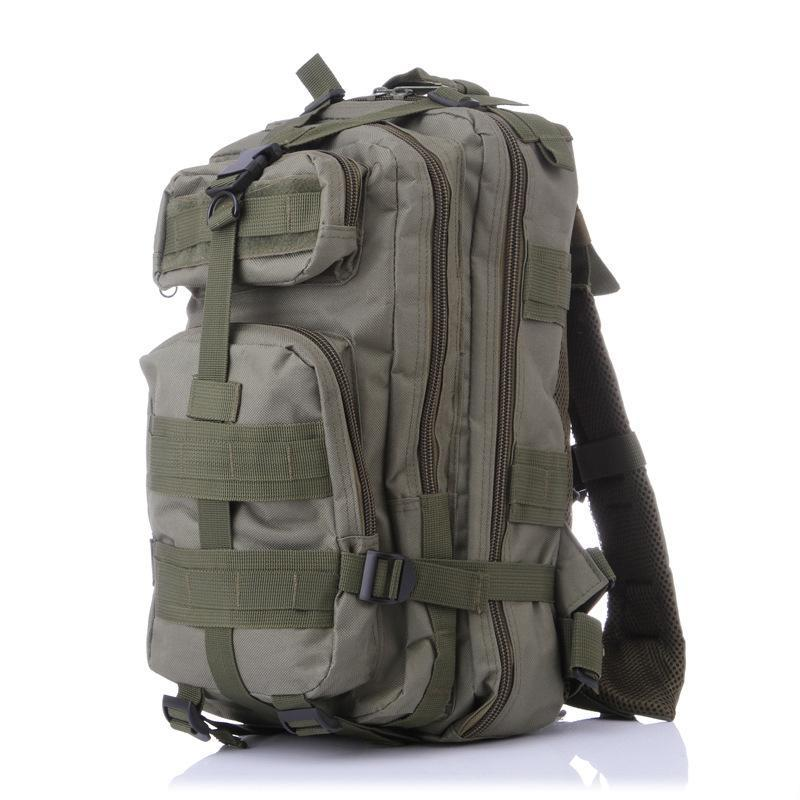 Outdoor Sports Camouflage Camping Tourism Backpack 3P Tactical City Attack Army Fan Climbing Bag For Men Bags