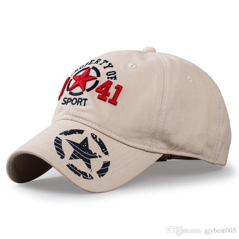 Han Edition Мужчины утка шляпа языка осень лето с контрактным оттенками на открытом воздухе делает старую отверстие в бейсбольной кепке наружные пентаграммы береты