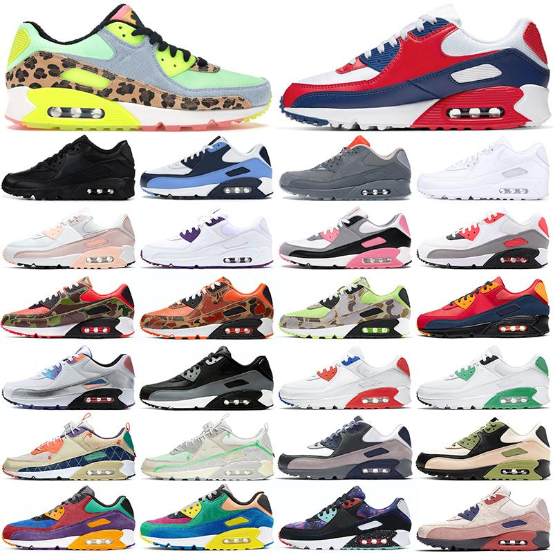 air max 90 airmax 90s running shoes 90 scarpe da corsa des chaussures 90s mens donna sneakers piattaforma uomo scarpe da ginnastica sportive all'aperto