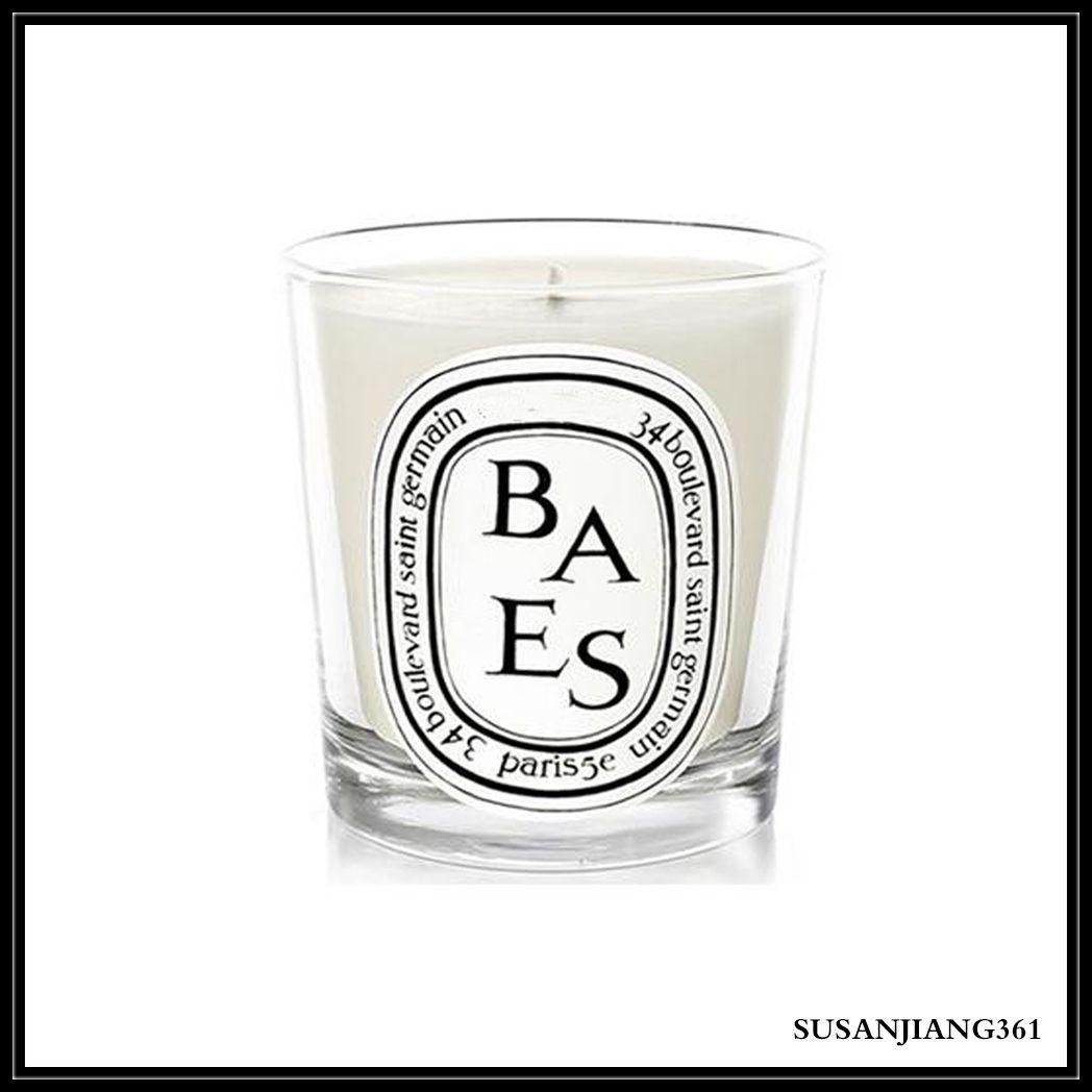 epack 200 جرام الصلبة العطور الشهيرة العطر شمعة baies figuier roesssealed هدية مربع