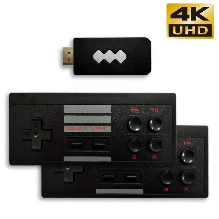 Home entertainment HD video game consoles, the Gift USB wireless controller comes with an 818 console