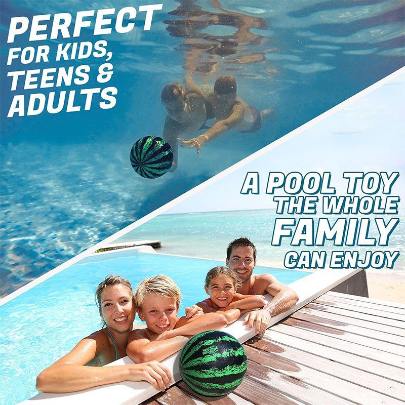Watermon Ball Combo Pack The Ultimate Piscine Jeu   Balles pour sous l'eau passant, dribbling, plongée et piscines Jeux GWD7437