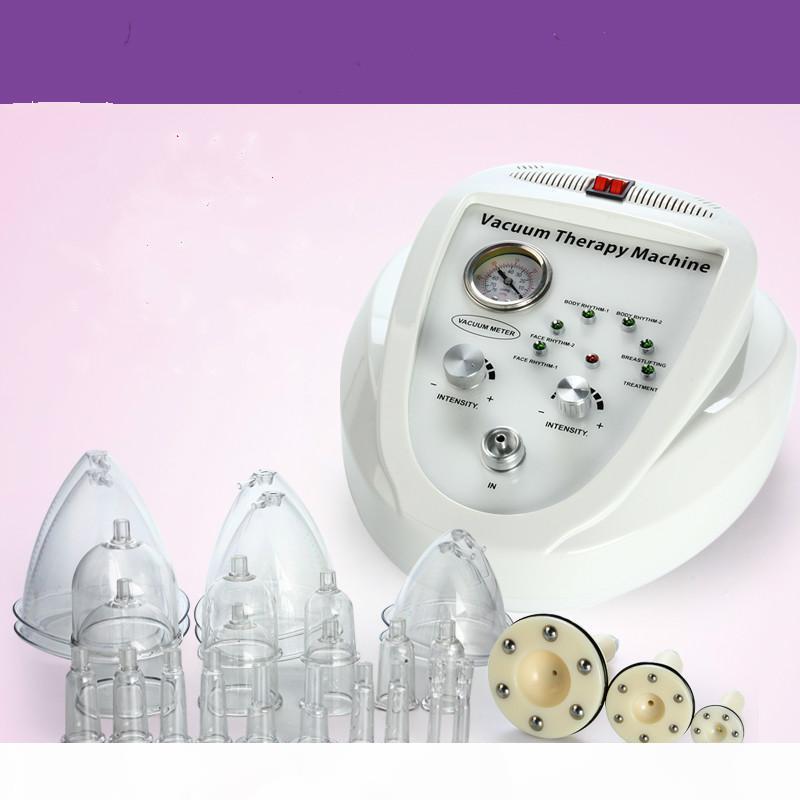 새로운 목록 진공 마사지 치료 펌프 리프팅 유방 증강어 마사지 흉상 컵 바디 쉐이핑 뷰티 머신