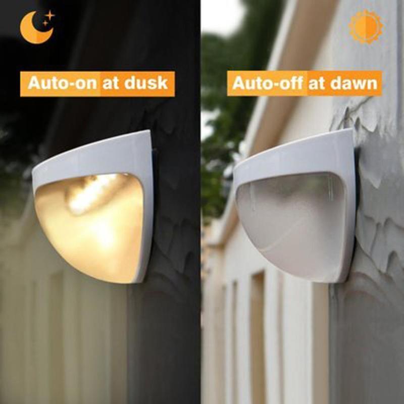 High Quality Solar Power Light Sensor Led Panel Lamp White Outdoor Wall Garden IP55 Waterproof Lawn Camping D*5 Bike Lights