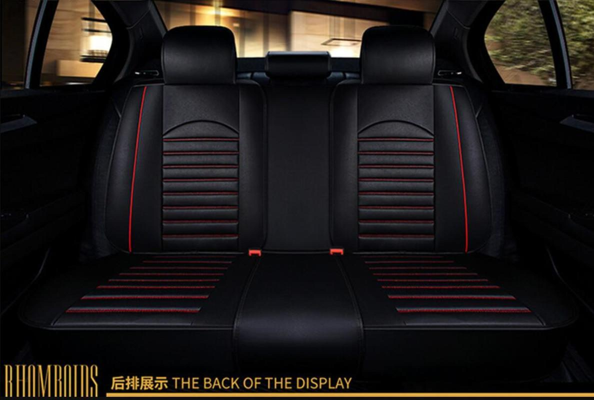 غطاء سيارة المقعد الخلفي فقط ل Tucson 2021 I30 I20 Solaris Kona Santa Fe Creta I40 لهجة I10 Sonata IX25 يغطي