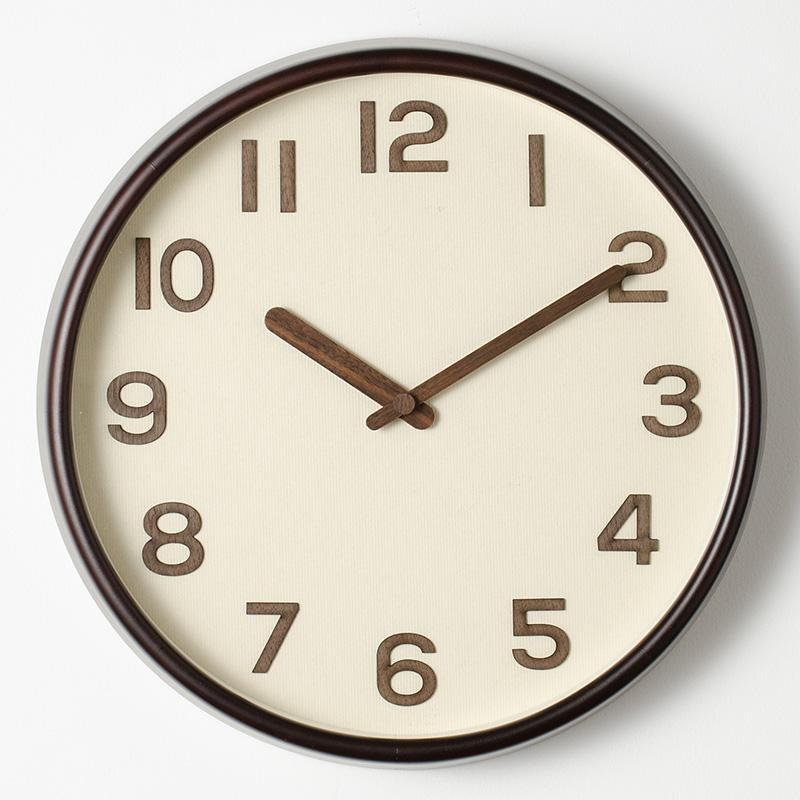 Relojes de pared Reloj de cocina nórdico grande Diseño moderno simple Creativo Minimalista Minimalista Casa Decorativa Horloge Murale JJ60WC
