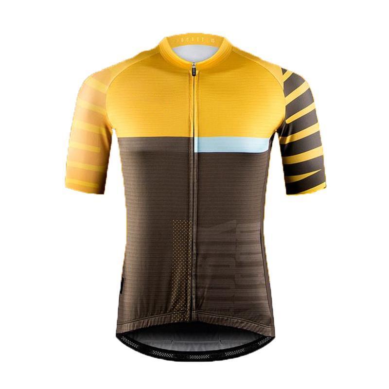 Yarış Setleri Gobb 2021 Wanty Takım Bisiklet Jersey Adam Yaz Kısa Kollu MTB Giyim Ropa Ciclismo Özel Hombre Bisiklet