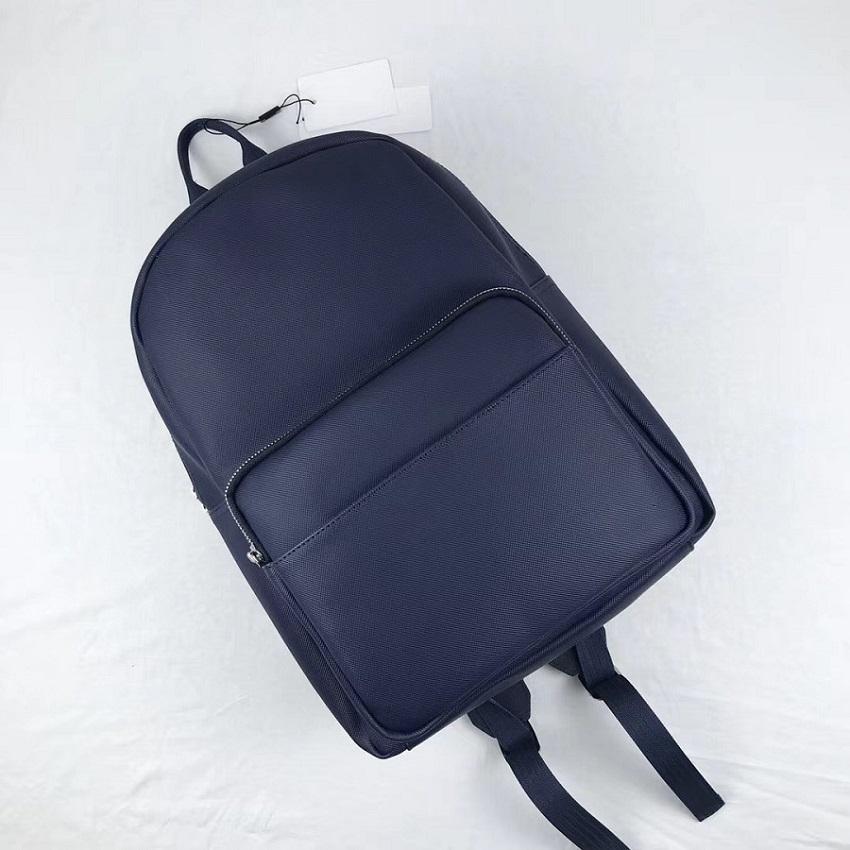 رجل حقائب الظهر منتصف الحجم حقيبة الذكور حقيبة الأعمال الساخنة الاتجاه أفضل بيع خاص شعبية صغيرة المحمولة نظيفة أعلى مصمم