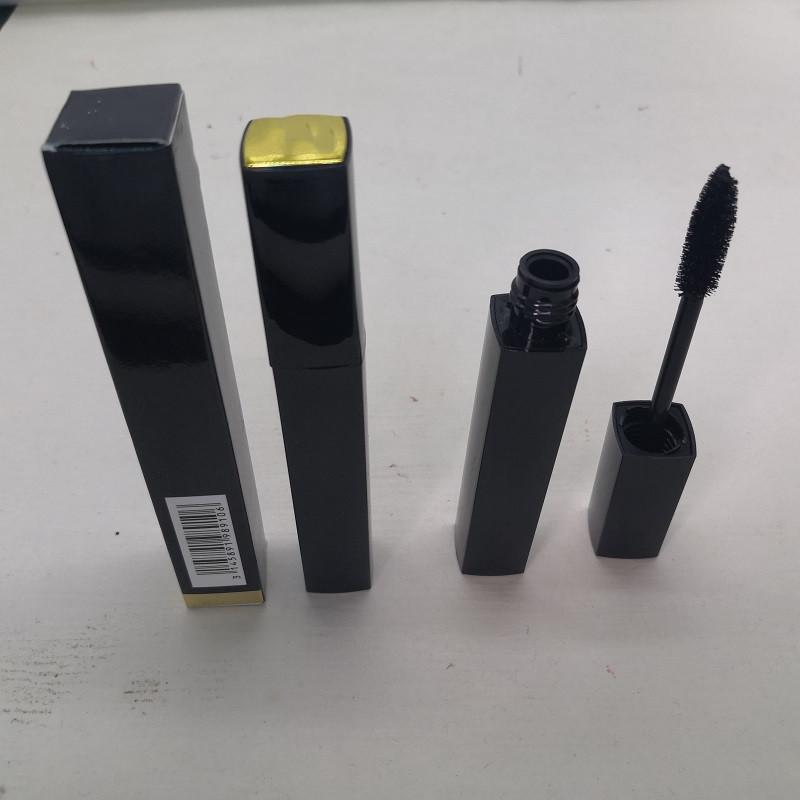 Mascara professionale all'ingrosso e al dettaglio Trucco al dettaglio più nuovo High-Qualiy Brand 6G Black Mascara