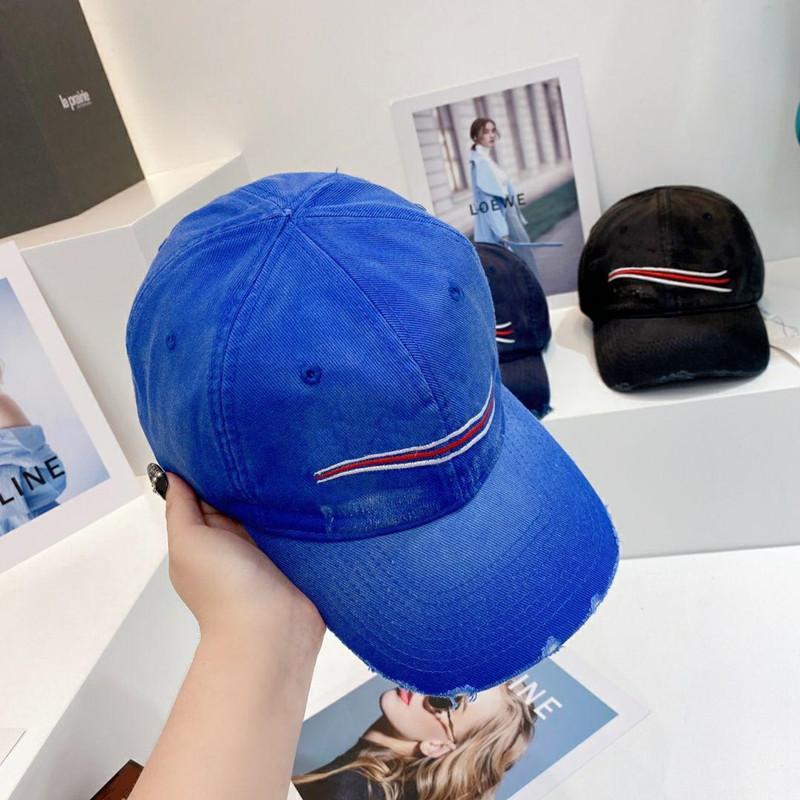 Fashion Street Balls Cap Bucket Hat for Man Woman Sombreros de vaquero Diseño ajustable 3 colores Tendencia de alta calidad con letra
