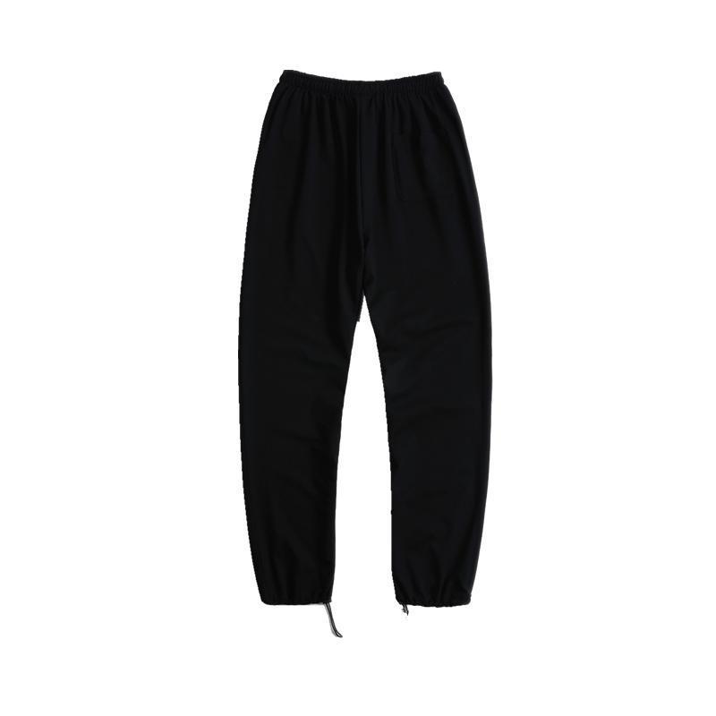 감정 한국어 캐주얼 바지 남자 땀이 큰 힙합 하라주쿠 스웨트 팬츠 일본인 하이킹 Pantalon Homme 패션 EA60XK 남자