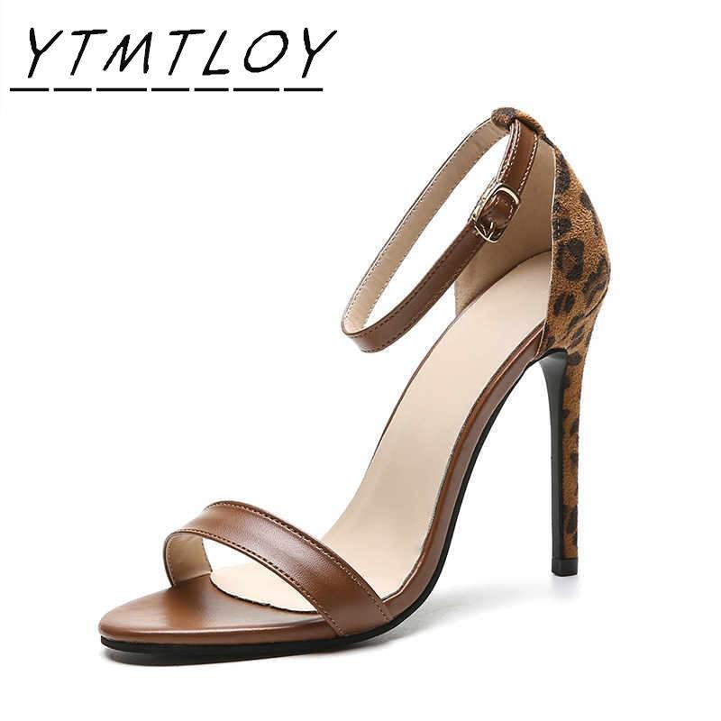 Primavera temperamento apontado Multiusky Sexy Leopard Imprimir Confortável Camurça Solteiros Altos Sapatos de Sexo Zapatos de Mujer Vestido