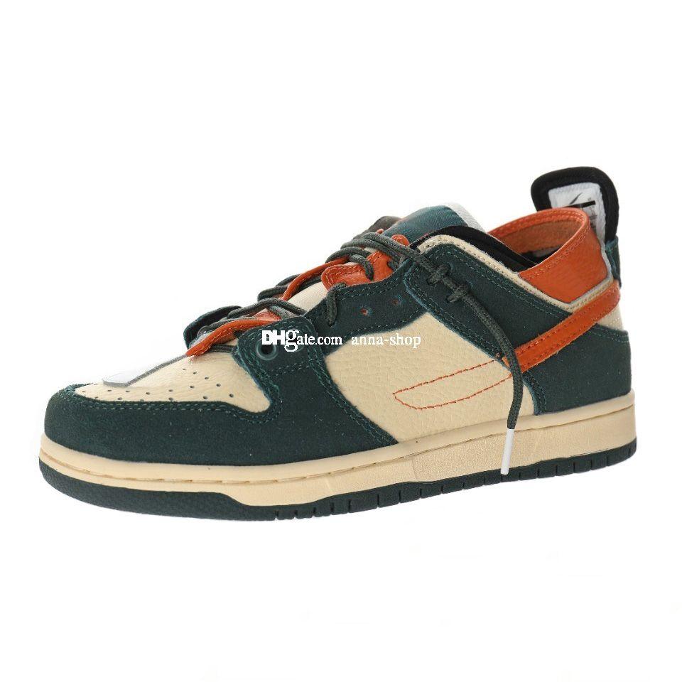 Jumpman Ziv Lee Dunks Low Personalizzato Sneaker Eire per uomo EJDER SKATE Scarpe da uomo Skates Sneakers Delle Sneakers Donne Sport Scarpa Donne Sport Sketboarding CI2692-400