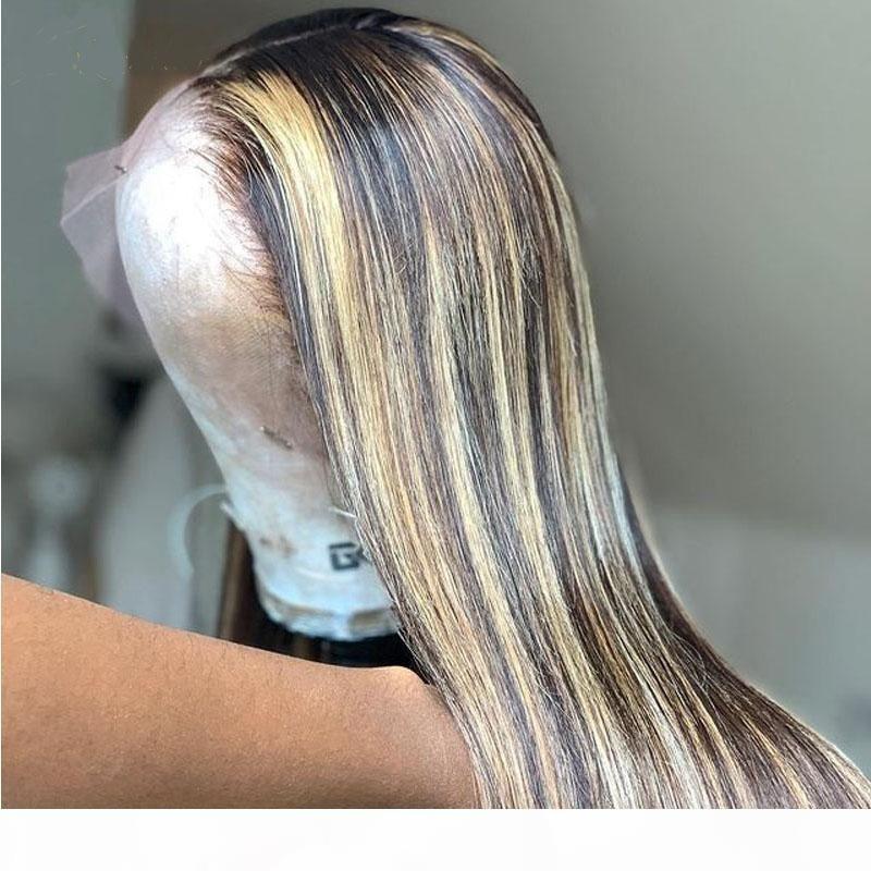 Remy Might Silky Silky Droit Silky 13x6 Transparent TRANSPARENT Dentelle Perruque de cheveux humains pour femmes Perruques naturelles