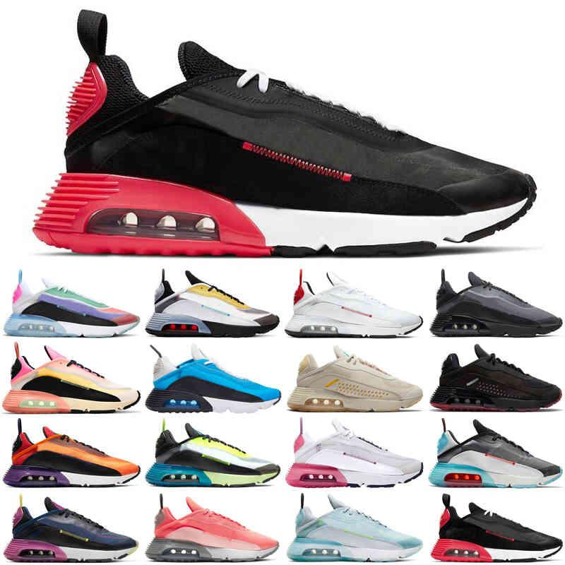 Quality 2090 Hommes Femmes Running Shoes Soyez vrai Pure Platinum Magma Mensteurs Femmes Baskets Sports Sports Sports Sneakers