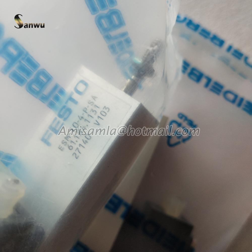 Cilindro Festo 61.184.1131 válvula solenóide SM52 SM74 PM74 máquina de impressão peças de reposição